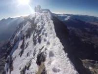 Tylko dla odważnych: przejście trawersem Matterhornu