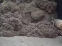 Wypadek w betoniarni