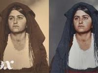 Oto jak zdolni artyści koloryzują stuletnie zdjęcia