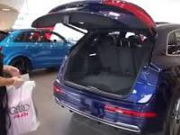 Otwieranie bagażnika dziś a kiedyś