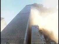Odświeżone nagranie z ataku na WTC autorstwa Marka LaGangi