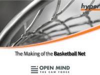 Frezowanie siatki do koszykówki
