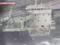 Japonia ulega zniszczeniu