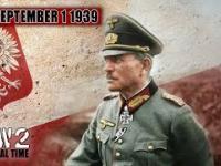 Druga wojna światowa w czasie rzeczywistym