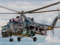 The Alien Tiger - Mi-35