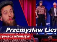 Przemysław Lieske wykrywacz kłamstw Pan Li