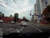 Ameba umysłowa w taxi z Wrocławia