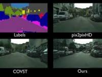 Sieć neuronowa generująca realistyczne filmy