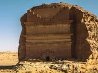 Zagadka Mada'in Salih - Starożytne Budowle Wykute w Skale