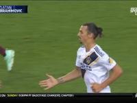 Spektakularny 500 gol w karierze Zlatana