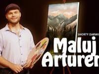 Maluj z Arturem - Shorty Darwina