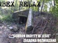 Schron ukryty w lesie - rozwiązanie zagadki