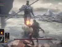 Dark Souls 3 - Ludex Gundyr Boss