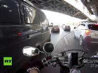 Dobry motocyklista dba o środowisko