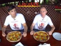 Wyzwanie Ostrości 131 EXTRA: Pizza Lucyfer z Restauracji Mak w Świebodzinie