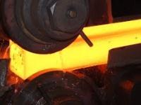 Proces produkcji rur stalowych bez szwu