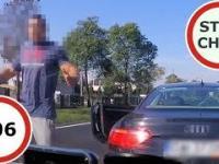 Stop Cham 206 - Niebezpieczne i chamskie sytuacje na drogach