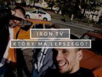 Który ma lepszego? IRON TV & Magazyn Opolski