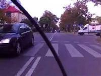 Spychanie rowerzysty z ulicy, nieuzasadnione pretensje