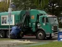 Automatyczna śmieciarka