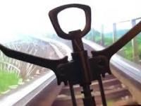 Nic głupszego dzisiaj nie zobaczysz, czyli korkociąg na rollercoasterze