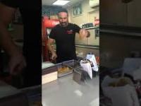 Mistrz robienia falafeli
