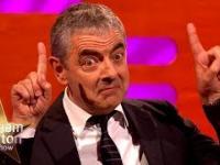 Rowan Atkinson o byciu rozpoznawanym jako… sobowtór Jasia Fasoli