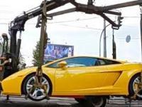 Laweta w akcji, czyli nieudane załadunki samochodów