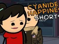 Seryjny morderca - Cyanide & Happiness Shorts