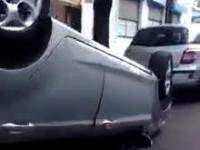 Ulica mistrzów parkowania