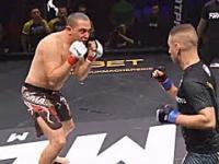FAME MMA RAFONIX VS DANIELMAGICAL!! *złamany piszczel*????