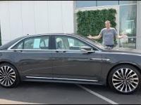 Lincoln Continental, model na rok 2018, wersja Black Label