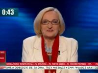 Kandydatka na prezydenta Warszawy skradła show podczas debaty