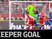 Polski bramkarz strzelił gola w 94. minucie