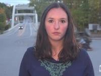 Kiedy zapatrzysz się na reporterkę telewizyjną