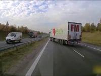 Szeryf drogowy FM Logistic