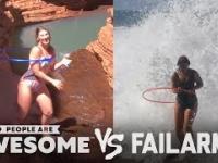 Skok z klifu do wody, czyli kompilacja oczekiwań i rzeczywistości