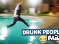Kiedy chcesz się popisać, ale piłeś