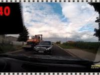 Zderzenie z karetką, czyli tak jeżdżą polscy kierowcy