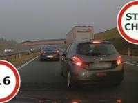 Stop Cham 216 - Niebezpieczne i chamskie sytuacje na drogach