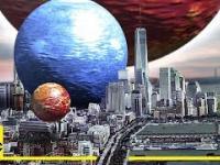 Artysta od efektów specjalnych ujawnia prawdziwą skalę wszechświata