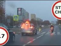 Stop Cham 217 - Niebezpieczne i chamskie sytuacje na drogach