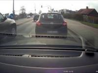 Seba w BMW mści się na kierowcy Opla