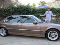BMW serii 7 (750iL E38), model z roku 2001