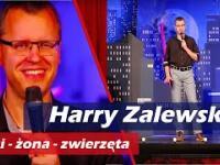 Harry Zalewski stand up - dzieci - żona - zwierzęta .