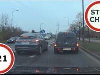 Stop Cham 221- Niebezpieczne i chamskie sytuacje na drogach