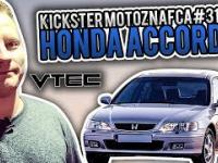 Historia Hondy Accord oczami Kickstera MotoznaFcy