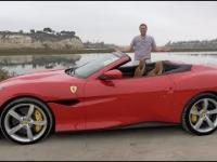 Ferrari Portofino, model na rok 2019.