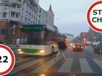 Stop Cham 222 - Niebezpieczne i chamskie sytuacje na drogach