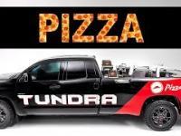 Toyota Tundra, wersja Pie Pro, model na rok 2018.